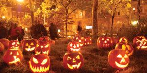 เทศกาล halloween กับการเฉลิมฉลองในประเทศต่างๆ