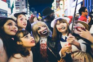 ประสบการณ์เที่ยว Halloween ที่ประเทศญี่ปุ่น